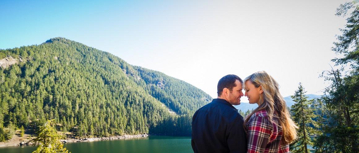Lena Lake engagement