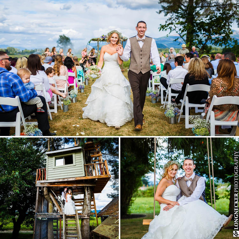 Mount Vernon wedding