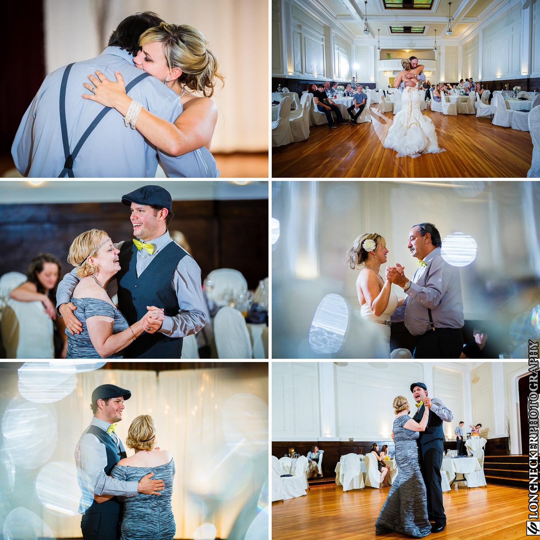 Centralia wedding