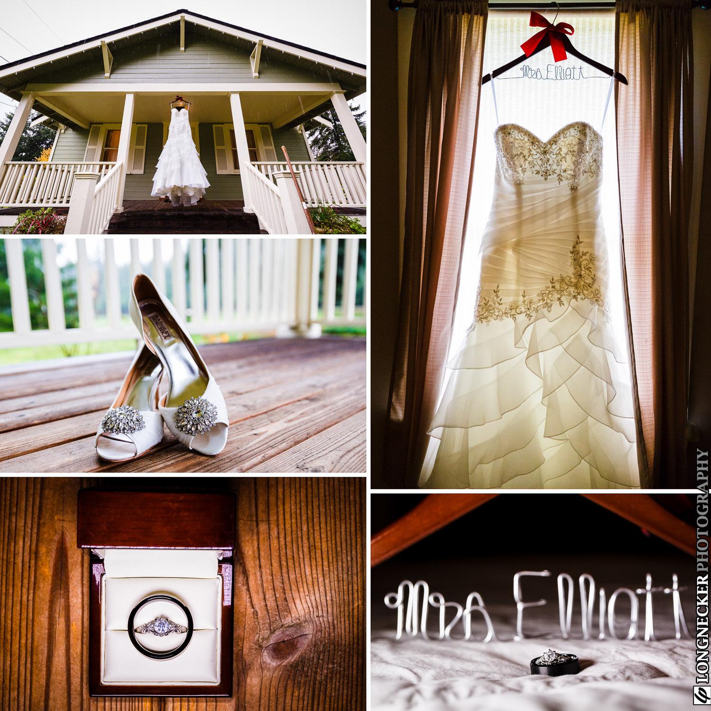 Bonney Lake wedding