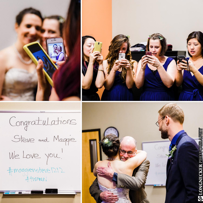 Ballard wedding