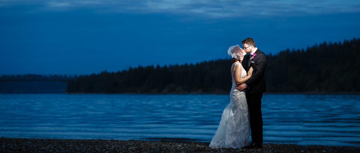 Pouslbo wedding