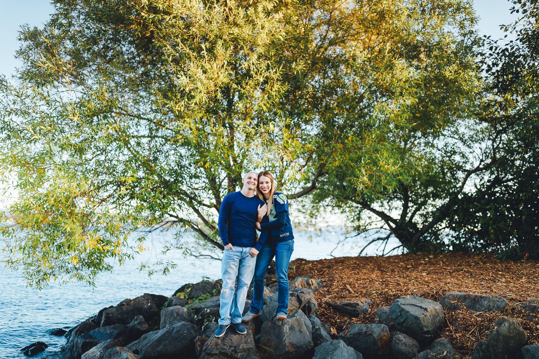 Magnuson Park engagement