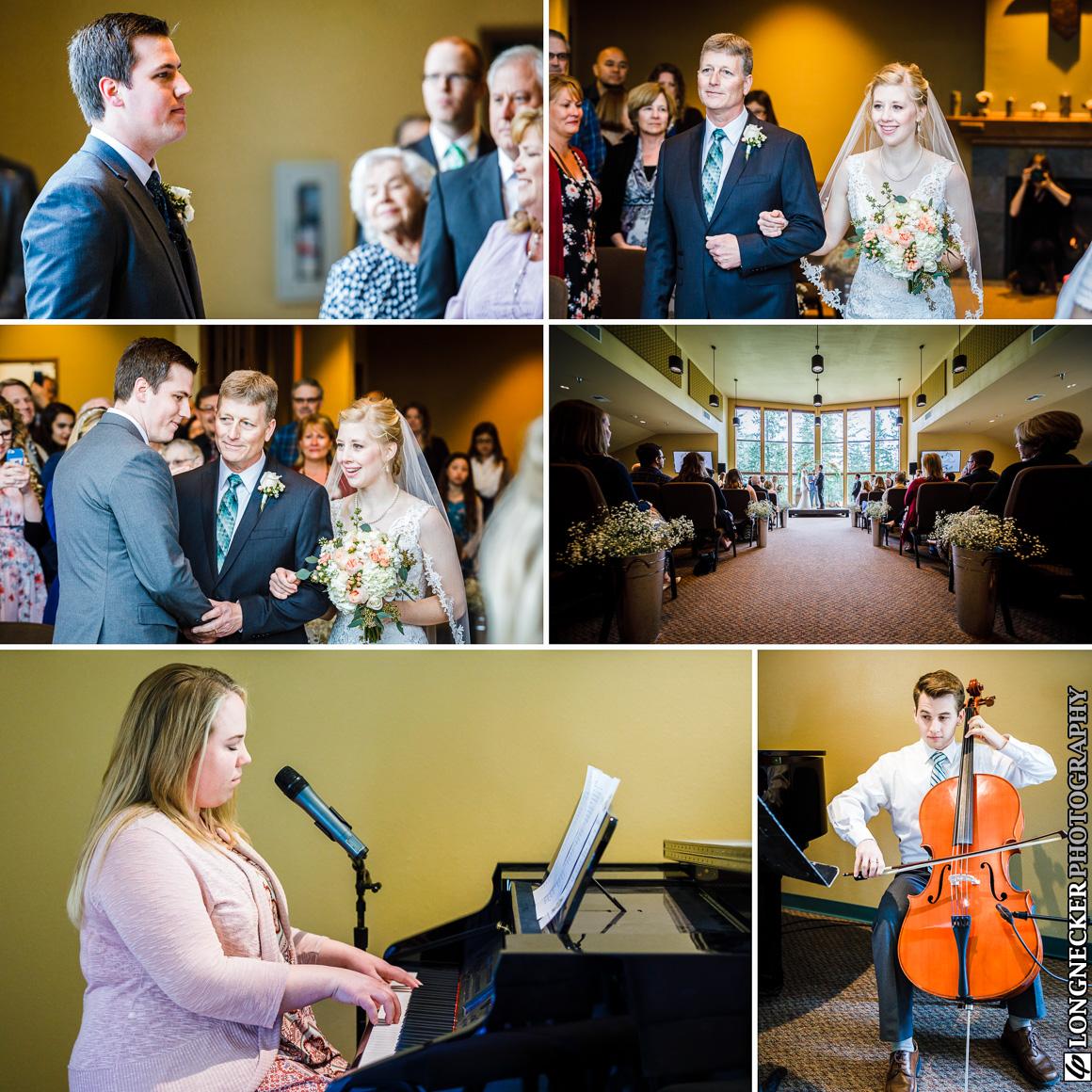 Christian wedding