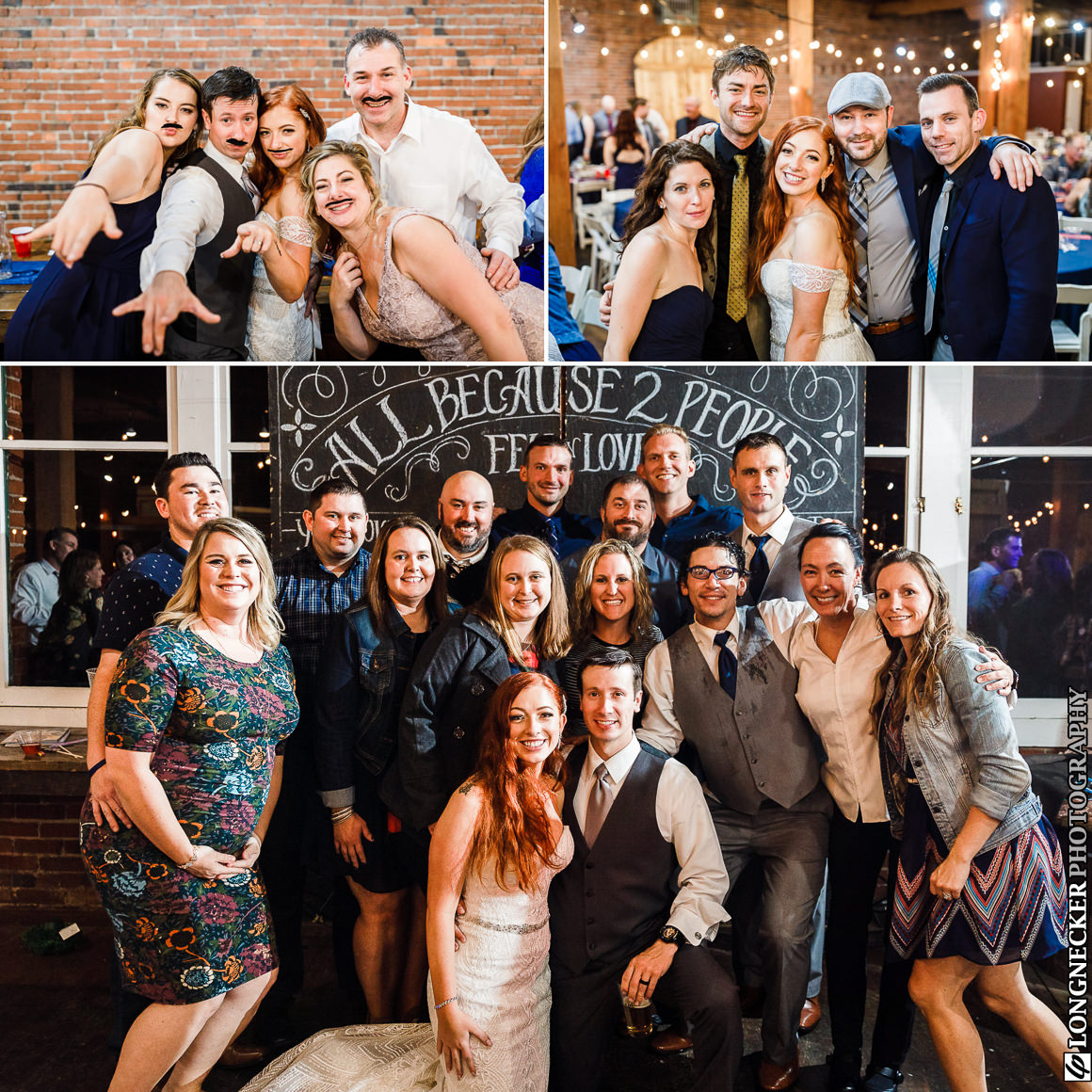 Lewis County wedding